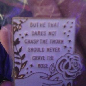 NWT Poe Pin